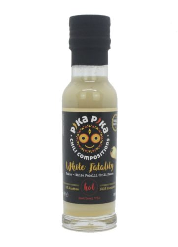 Kokos Fatalii - White Fatality Hot sauce