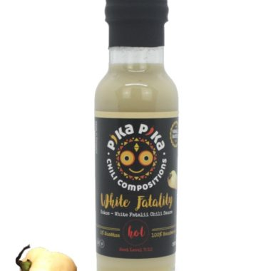 white fatalii chili sauce