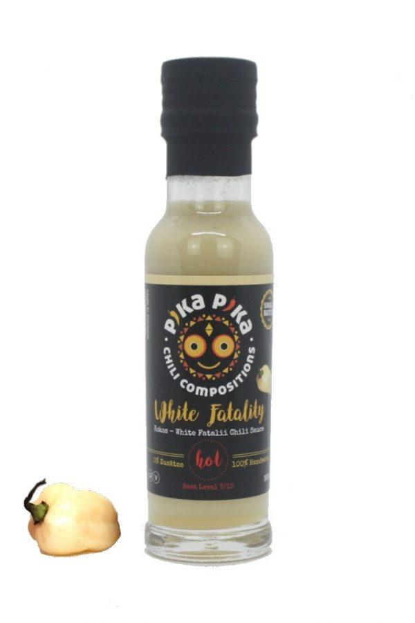 biały sos chili fatalii