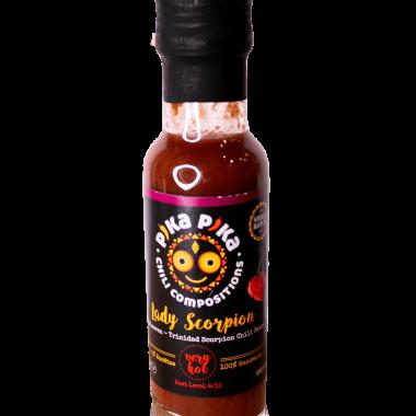 Trinidad Scorpion Chili Sauce