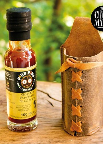 hot sauce holster chili mafia