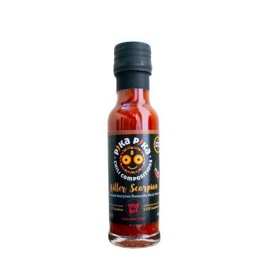 Killer scorpion Pika Pika extra hot