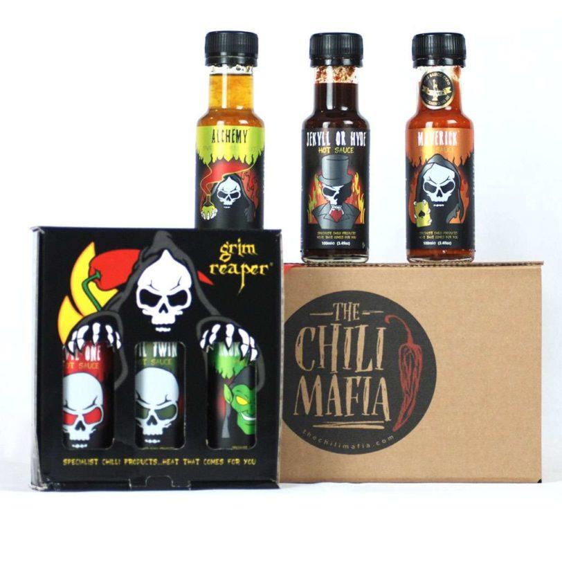 grim reaper Kit chili mafia