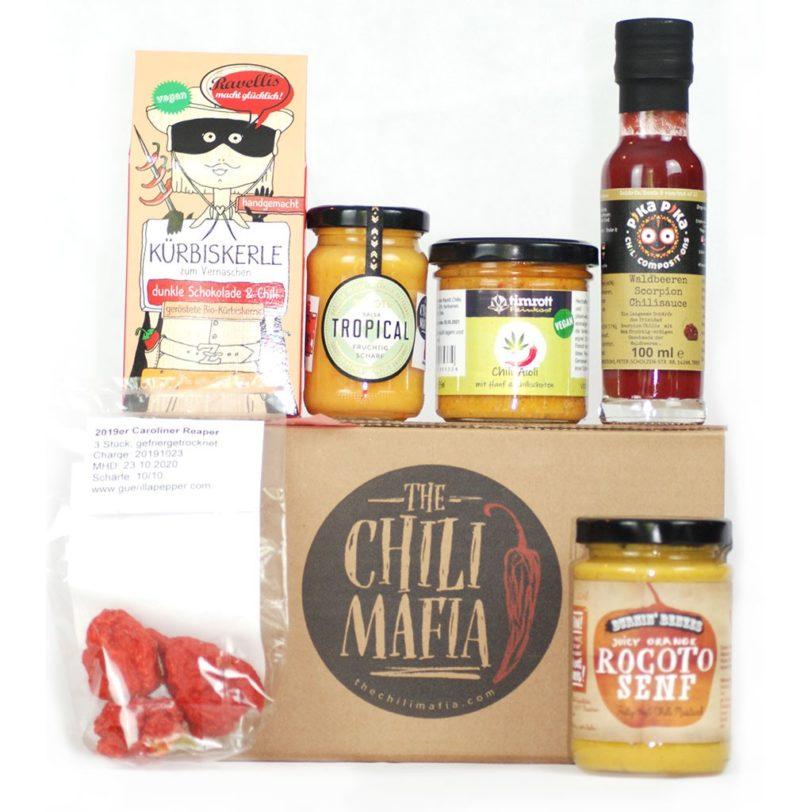 chili mafia box mil criminal