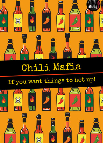 chili mafia hot sauce house