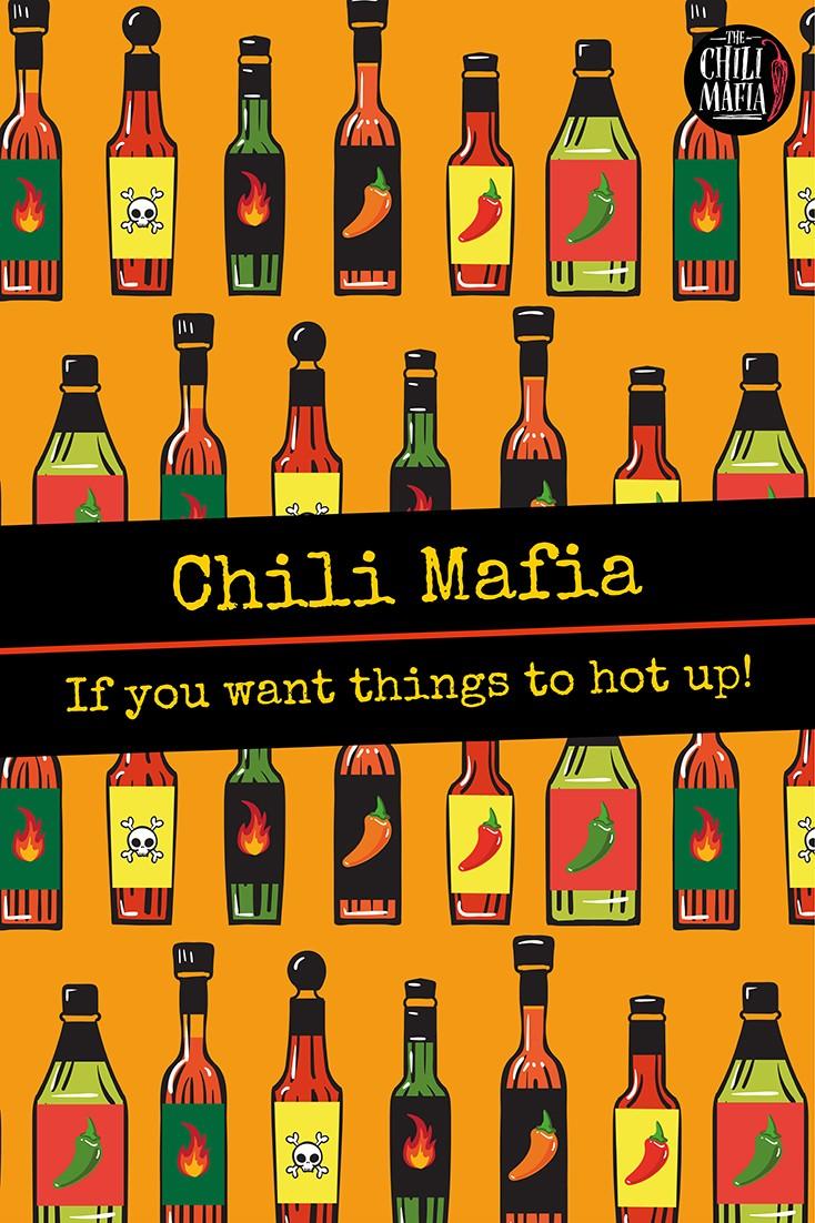 chili mafia hot sauce house