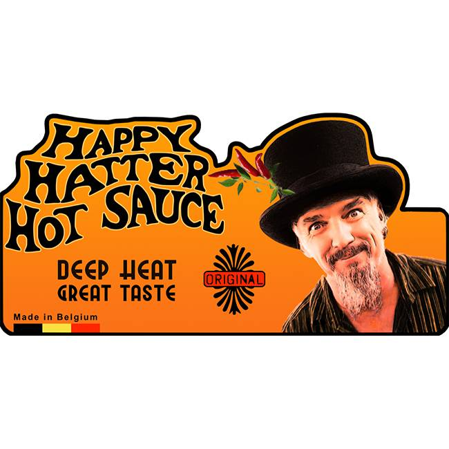 happy hatter hot sauce chili mafia