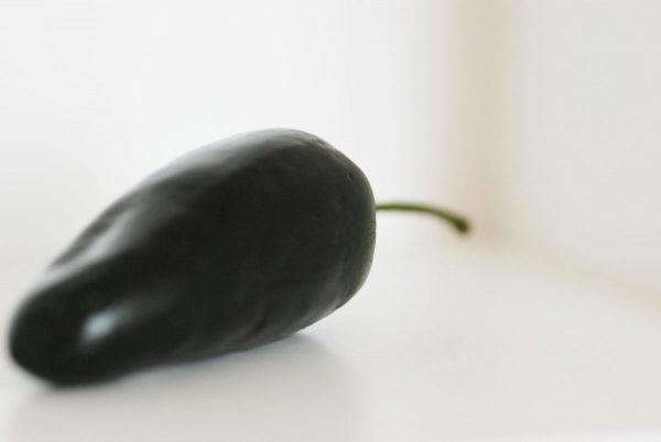 grüne Jalapeno chili