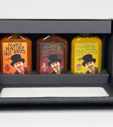 Happy hatter geschenkpaket
