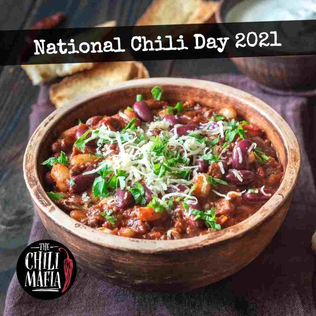 national chili day 2021 chili mafia