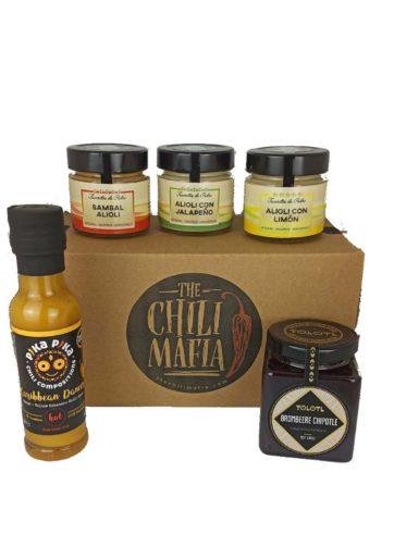 SZ Volksfreund Chili Mafia Box