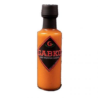 Gabko sarga extra hot sauce chili mafia